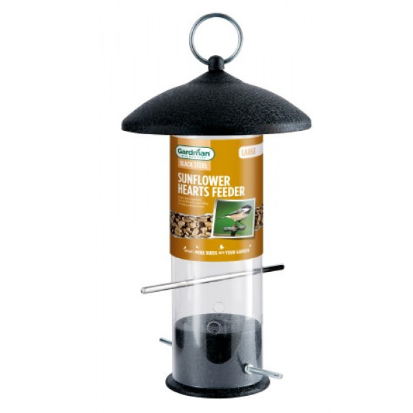 Gardman Sunflower Hearts Feeder