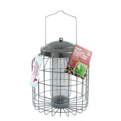 Gardman Heavy Duty Squirrel Proof Nut feeder