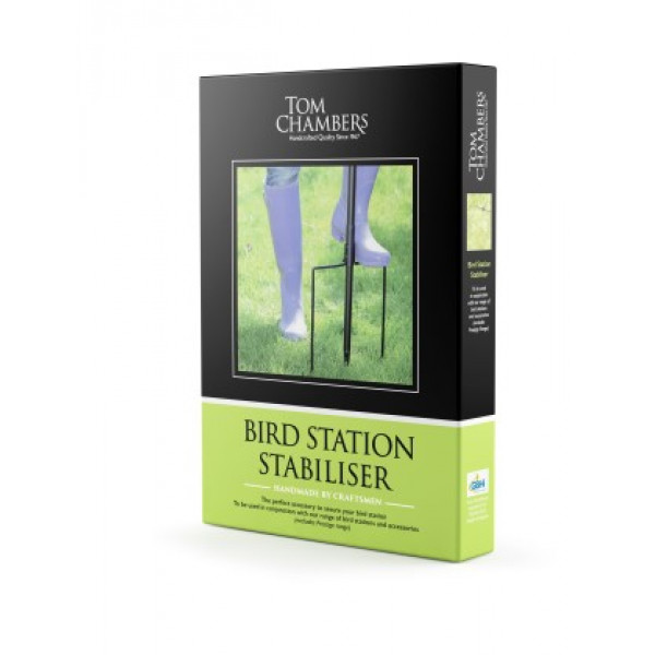 Bird station stabiliser