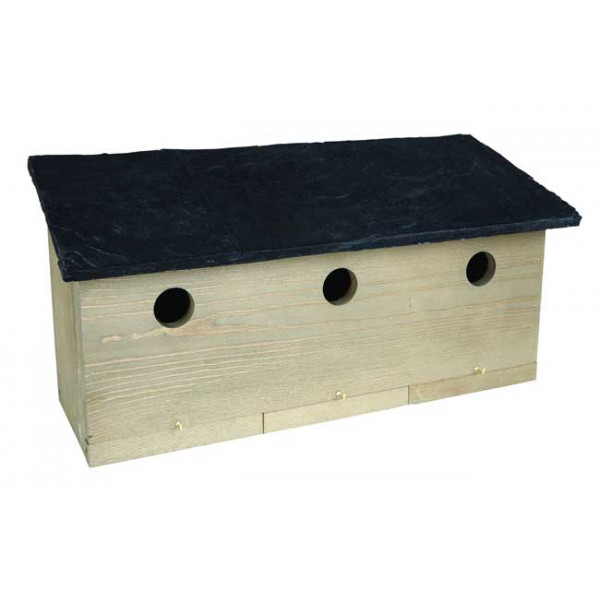 Gardman Sparrow Colony nest-box Wild Bird Nest Boxes British Bird Food - UK wild bird food suppliers, bird seed and garden wildlife