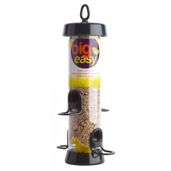 Big Easy seed feeders