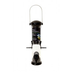 Heavy duty Flick 'n Click seed feeder