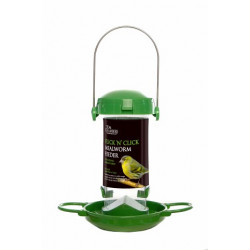 Tom Chambers flick and click Mealworm feeder