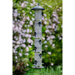 All metal seed feeder