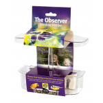 Observer window feeder Bird Seed Feeders British Bird Food - UK wild bird food suppliers, bird seed and garden wildlife