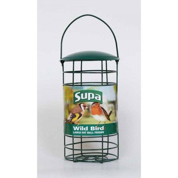 Giant Suet Ball Feeder Special Bird Feeders British Bird Food - UK wild bird food suppliers, bird seed and garden wildlife