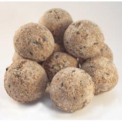 Small Suet Balls