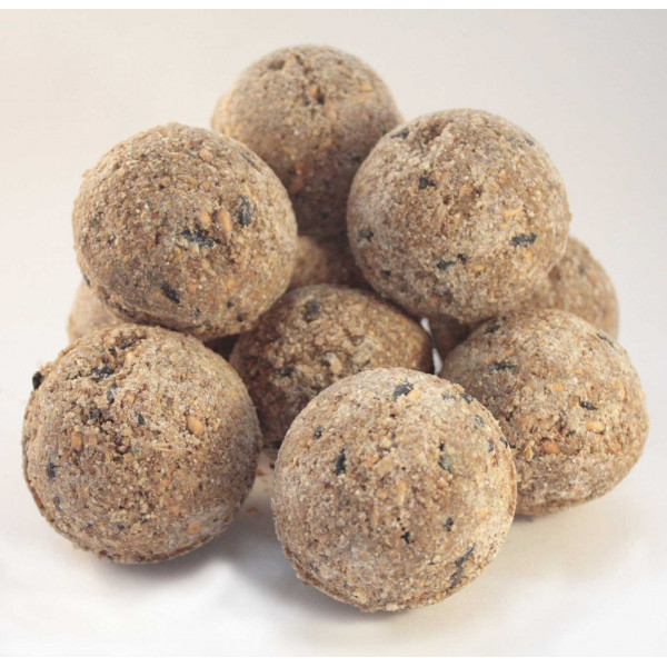 Small Suet Balls Wild bird Suet Products British Bird Food - UK bird food and mix shop