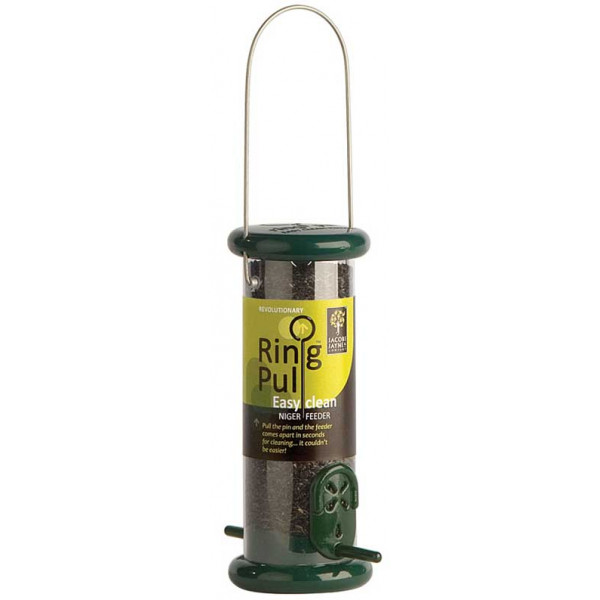 Ring Pull Feeders for Niger seed Bird Seed Feeders British Bird Food - UK wild bird food suppliers, bird seed and garden wildlife