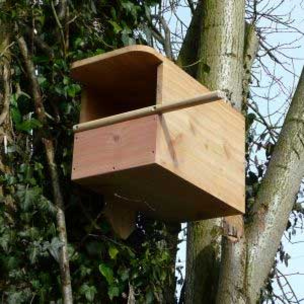Kestrel nest box Wild Bird Nest Boxes British Bird Food - UK wild bird food suppliers, bird seed and garden wildlife