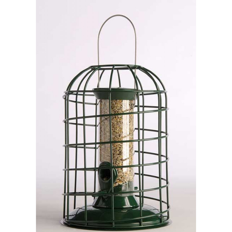 Bird Feeder Guardian British Wild Bird Food And Habitat