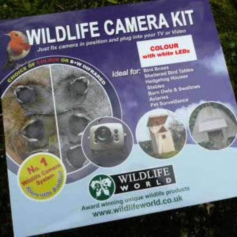Bird box camera kit & Bird box camera kit - British Wild Bird Food and Habitat Suppliers Aboutintivar.Com