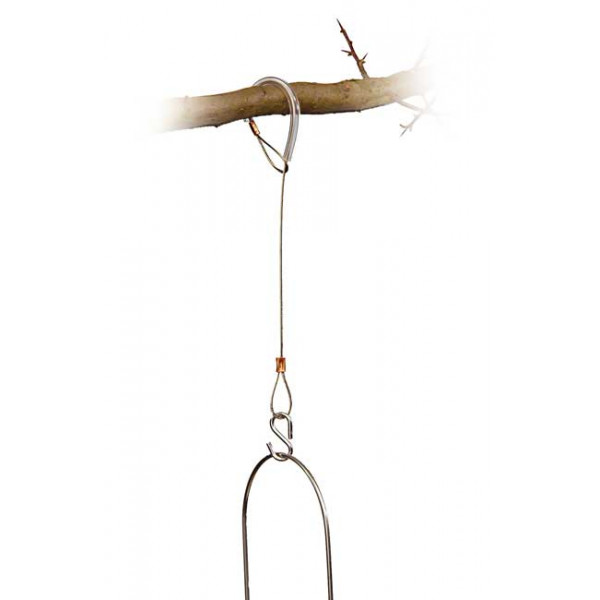 Hang Right Pole Systems and Hooks British Bird Food - UK wild bird food suppliers, bird seed and garden wildlife