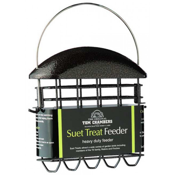 Copper suet block feeder Special Bird Feeders British Bird Food - UK wild bird food suppliers, bird seed and garden wildlife