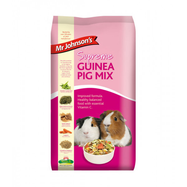 Mr Johnson's Supreme Guinea Pig Food