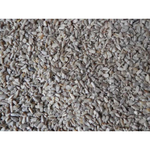 Sunflower Heart Chips Wild Bird Straight Seeds British Bird Food - UK wild bird food suppliers, bird seed and garden wildlife