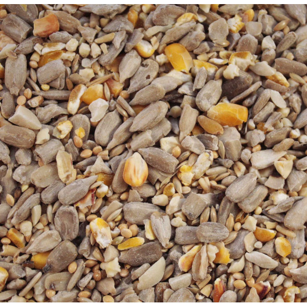 High Energy - No Mess Wild Bird Seed Mixes British Bird Food - UK wild bird food suppliers, bird seed and garden wildlife