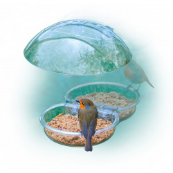 I love Robins Window Feeder