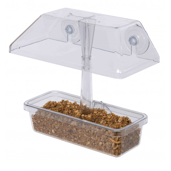 UpClose Window Feeder Special Bird Feeders British Bird Food - UK wild bird food suppliers, bird seed and garden wildlife